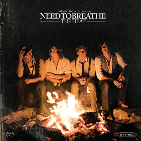 Needtobreathe: The Heat Vinyl LP