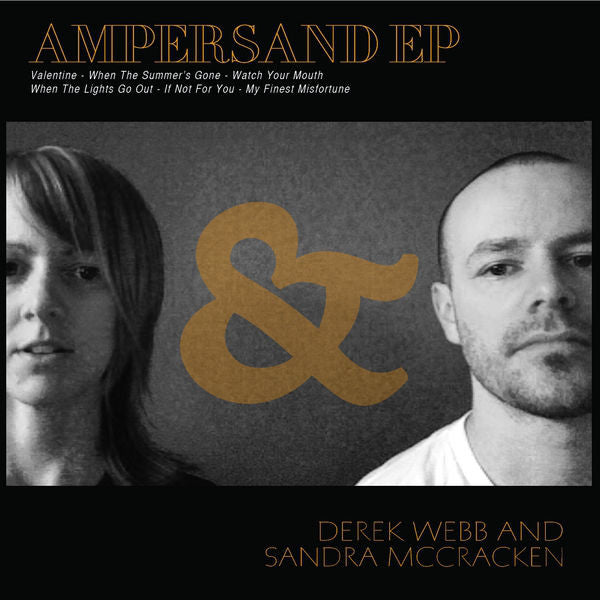 Derek Webb & Sandra McCracken: Ampersand EP CD