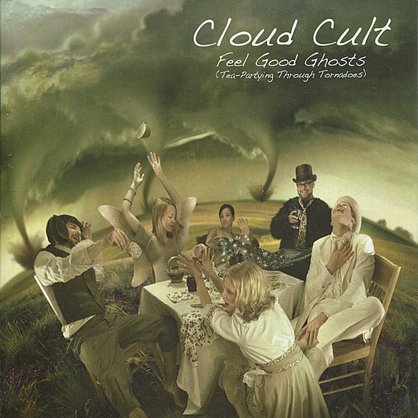 Cloud Cult: Feel Good Ghosts CD