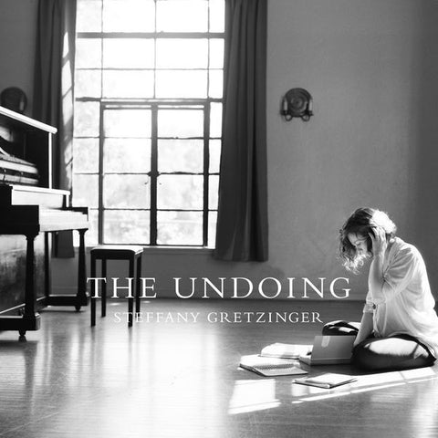 Steffany Gretzinger: The Undoing CD