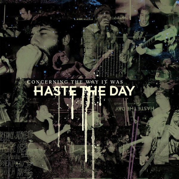 Haste The Day: Concerning The Way It Was 3-CD Set