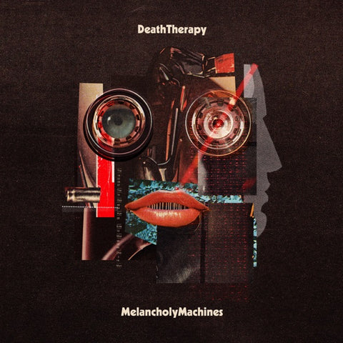 Death Therapy: Melancholy Machines CD