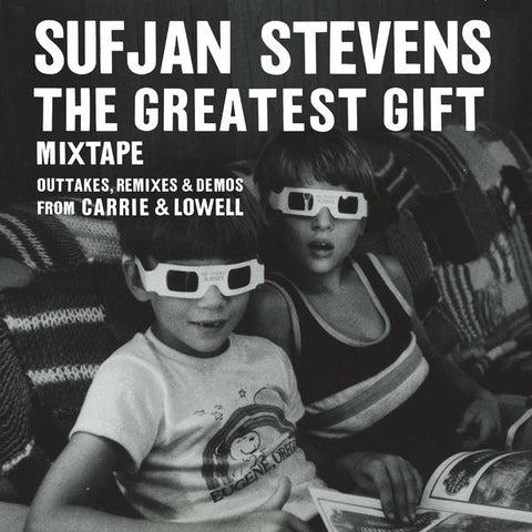 Sufjan Stevens: Greatest Gift CD