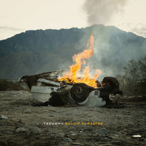 Tedashii: Below Paradise CD