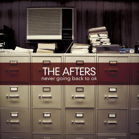 The Afters: Never Going Back To O.K. CD w/ Autograph