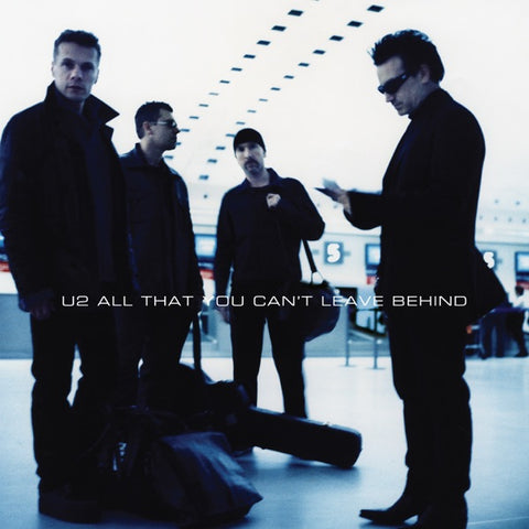 U2: All That You Can't Leave Behind - 20th Anniversary Deluxe CD