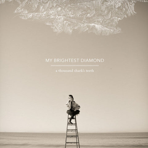 My Brightest Diamond: A Thousand Shark's Teeth CD