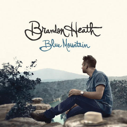 Brandon Heath: Blue Mountain Vinyl LP