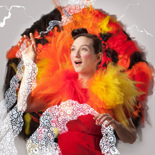 My Brightest Diamond: All Things Will Unwind Vinyl LP