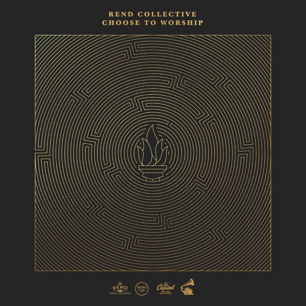 Rend Collective: Choose To Worship CD