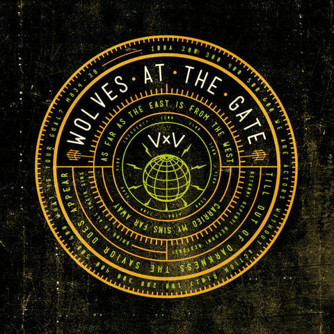 Wolves At The Gate: VxV CD