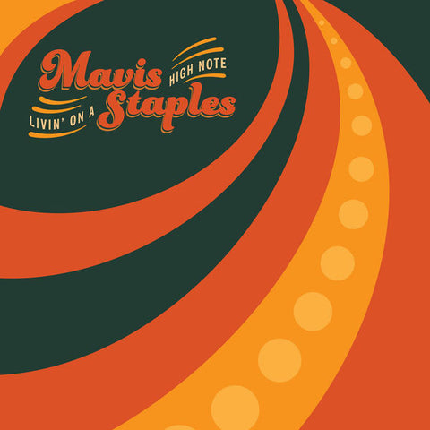 Mavis Staples: Livin' On A High Note CD