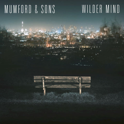 Mumford & Sons: Wilder Mind CD