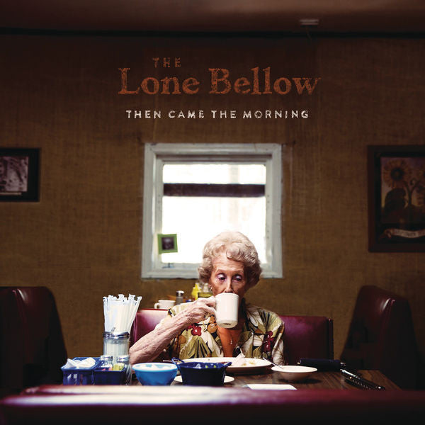 The Lone Bellow: Then Came The Morning CD
