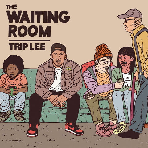 Trip Lee: The Waiting Room CD
