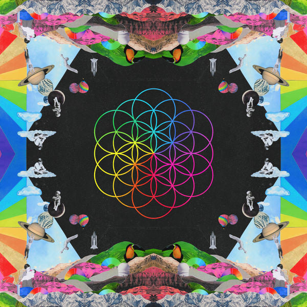 Coldplay: Head Full of Dreams Vinyl LP
