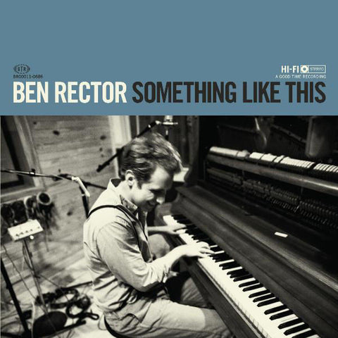 Ben Rector: Something Like This CD