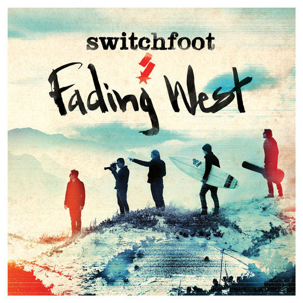 Switchfoot: Fading West CD