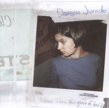 Damien Jurado: Ghost of David Vinyl LP