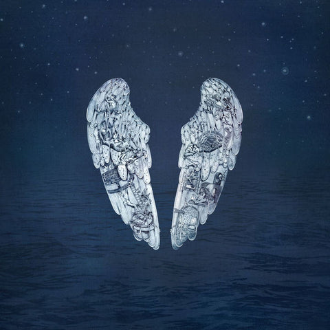 Coldplay: Ghost Stories CD