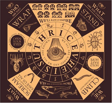Thrice: Vheissu Limited Edition CD