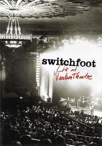 Switchfoot: Live At Ventura Theatre DVD