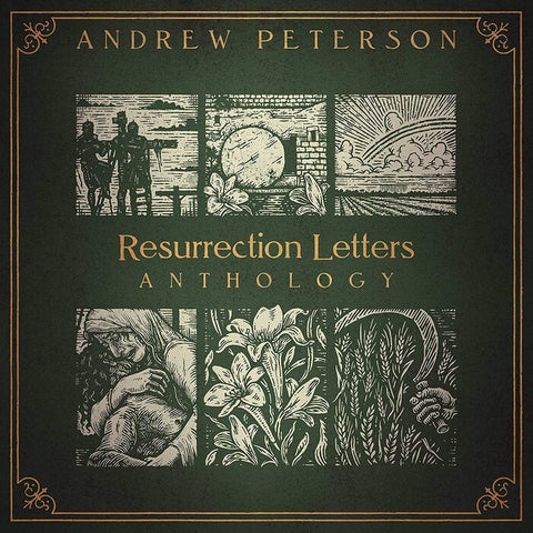 Andrew Peterson: Resurrection Letters Anthology 3 CD Set