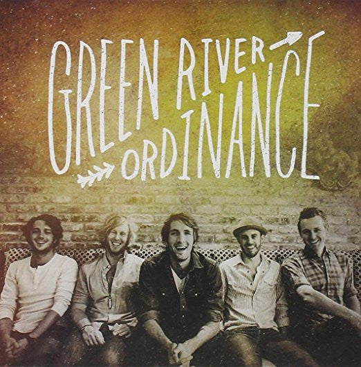 Green River Ordinance: Self-titled CD