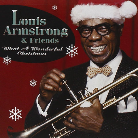 Louis Armstrong & Friends: What A Wonderful Christmas Vinyl LP