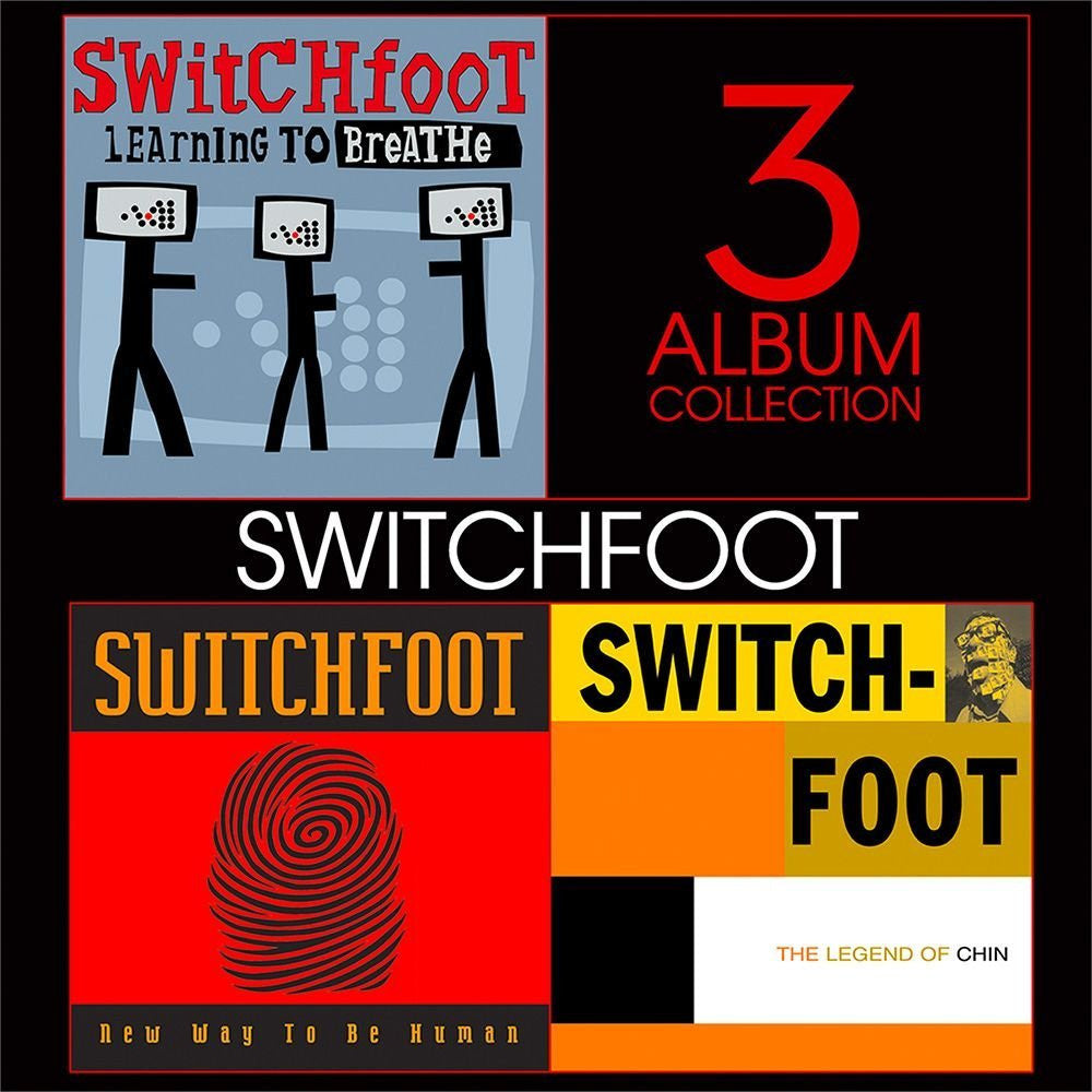 Switchfoot: 3 Album Collection