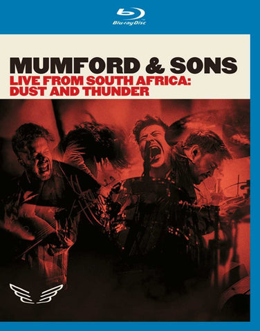 Mumford & Sons: Live From South Africa - Dust and Thunder Blu-Ray