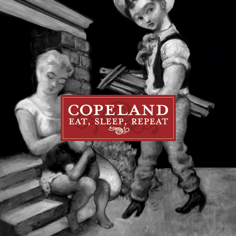 Copeland: Eat, Sleep, Repeat CD