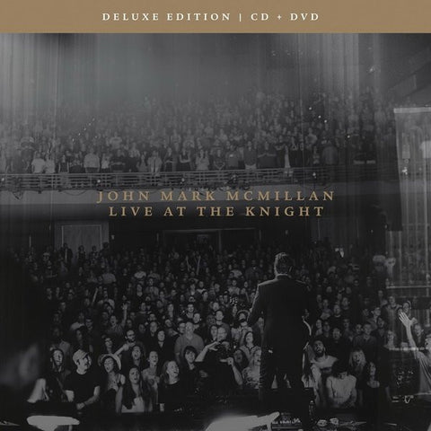 John Mark McMillan: Live At The Knight Deluxe CD/DVD