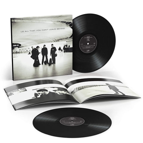 U2: All That You Can't Leave Behind - 20th Anniversary Vinyl LP