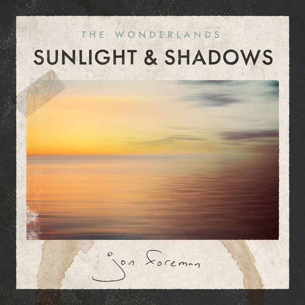 Jon Foreman: The Wonderlands: Sunlight & Shadows CD