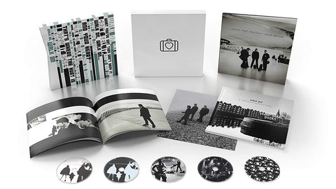 U2: All That You Can't Leave Behind - 20th Anniversary  5 CD Box Set
