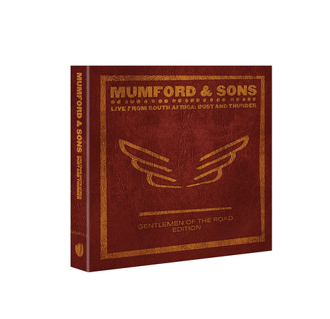 Mumford & Sons: Live From South Africa - Dust and Thunder Deluxe Edition - Gentlement of the Road