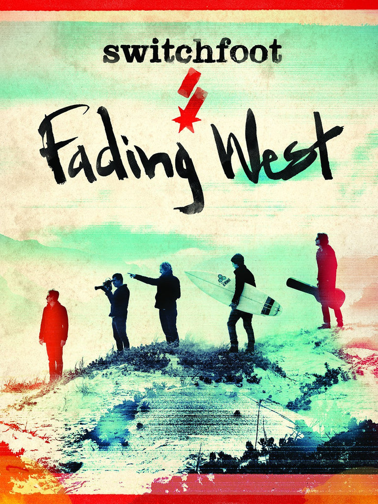 Switchfoot: Fading West DVD