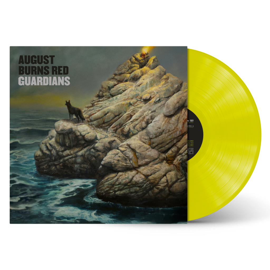 August Burns Red: Guardians Vinyl LP (Full Moon)
