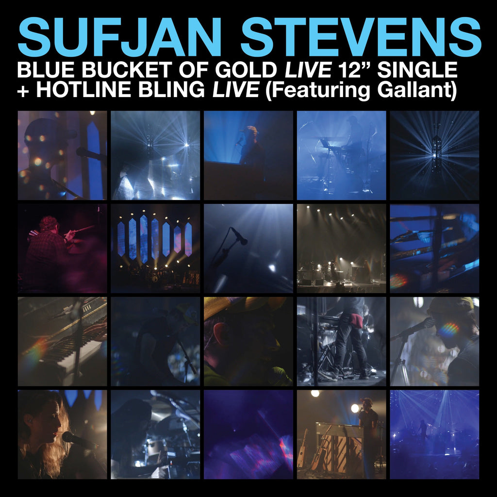 Sufjan Stevens: Blue Bucket + Hotline Bling w/ Carrie & Lowell Live download