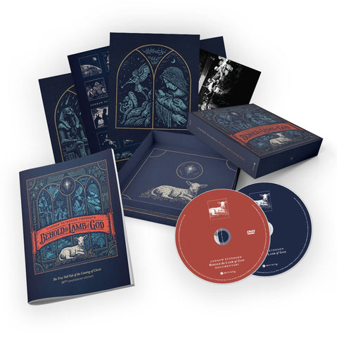 Andrew Peterson: Behold The Lamb of God Deluxe Box Set (2019 edition)