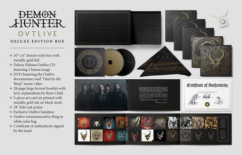 Demon Hunter: Outlive Deluxe