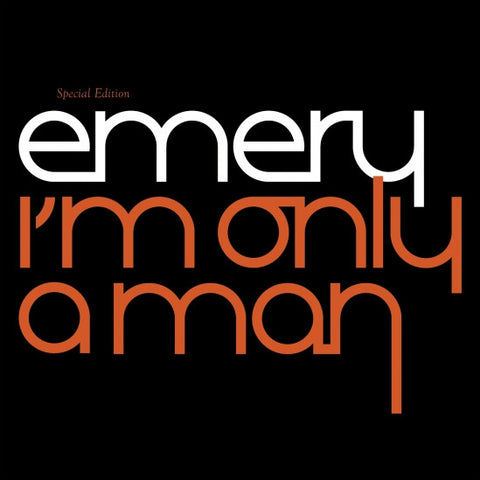 Emery: I'm Only A Man Special Edition CD/DVD