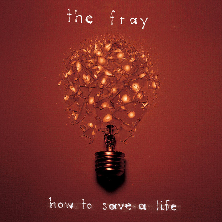 The Fray: How To Save A Life Limited Edition CD/DVD