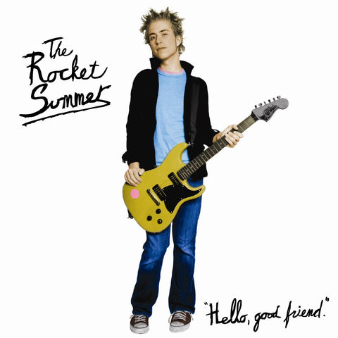 The Rocket Summer: Hello, Good Friend CD w/ Bonus Tracks