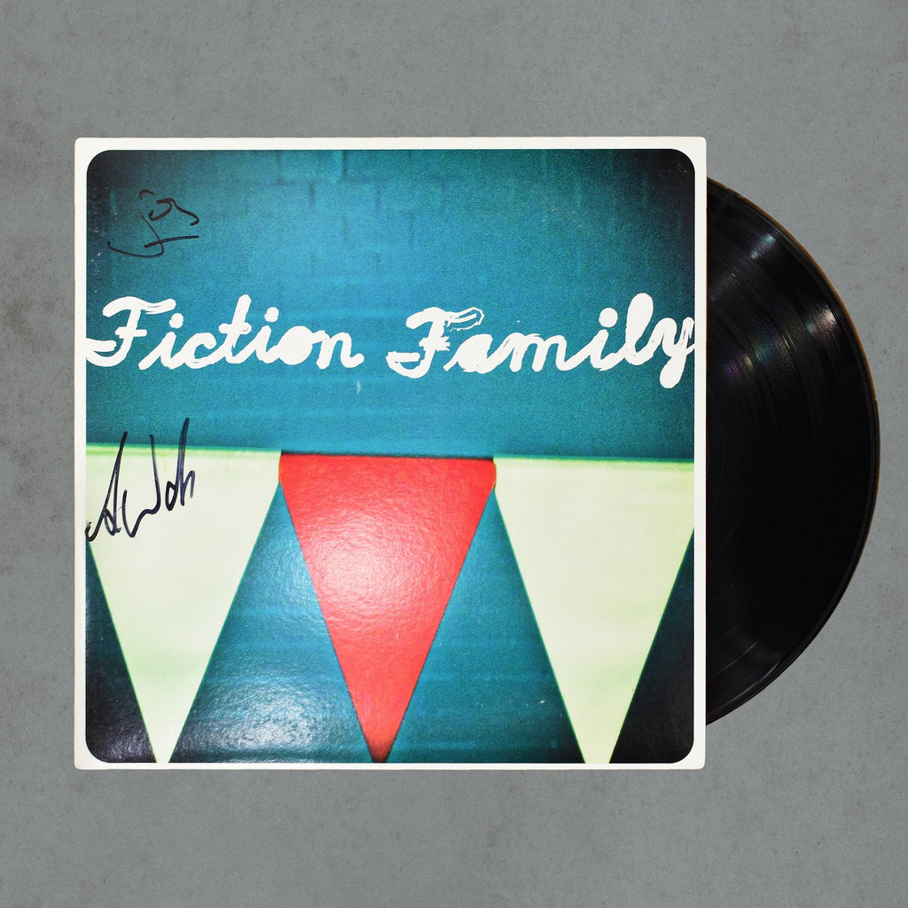 Fiction Family: Self-titled Vinyl LP