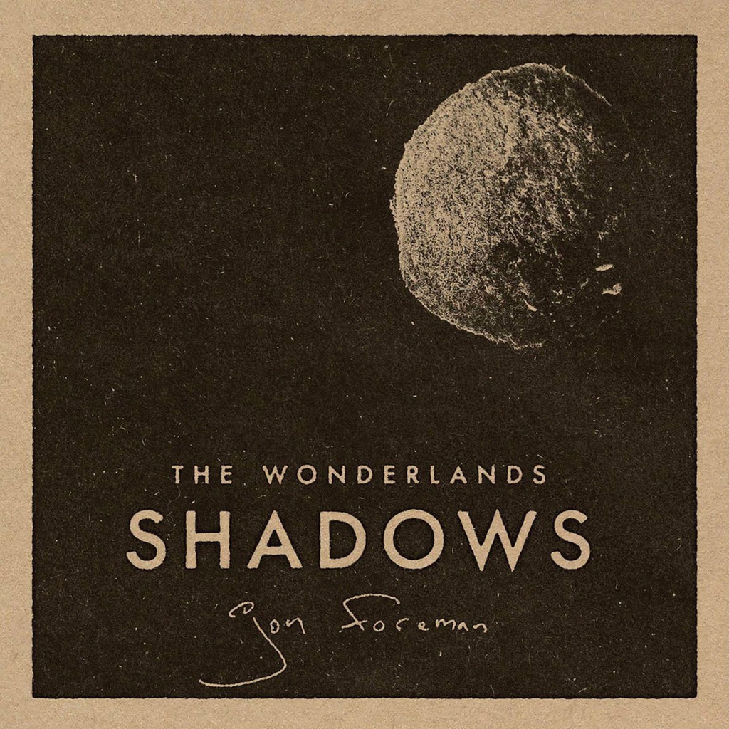 Jon Foreman: The Wonderlands - Shadows CD
