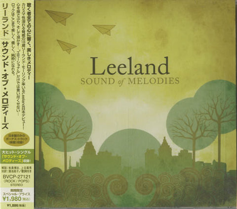 Leeland: Sound of Melodies Japanese Version