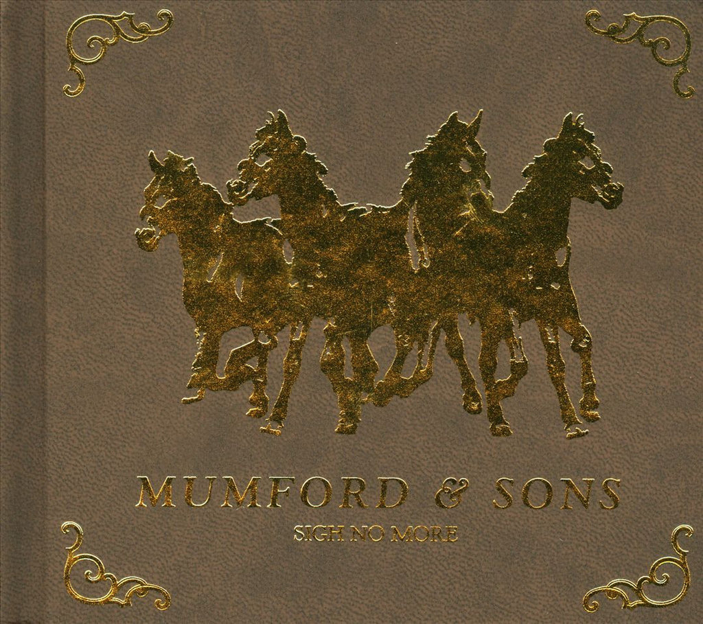 Mumford & Sons: Sigh No More Deluxe CD