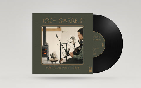 Josh Garrels: Peace To All Who Enter Here Vinyl LP